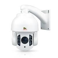 Роботизированная наружная камера с ИК подсветкой Partizan IPS-118X-IR SE v1.0