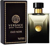 Мужская туалетная вода Versace pour Homme Oud Noir edt
