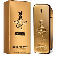 Мужская туалетная вода Paco Rabanne 1 Million Intense (Пако Рабанн 1 Миллион Интенс) 100 мл