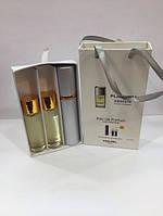 Подарочный набор мужской  Egoïste Chanel Platinum (Шанель Эгоист Платинум) 3 по 15 мл