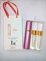 Подарочный набор женский Hugo Boss Orange(Хьюго Босс Орандж)3 по 15