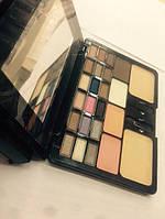 Палитра теней MAC 4 цвета румян, 2 цвета пудры, тени 18 цветов, фото 1