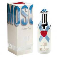 Женская парфюмированная вода Moschino Oh! De Moschino (Москино Ох де Москино) 100 мл