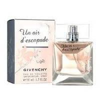 Женская парфюмированная вода  Givenchy Un Air d'Escapade (Живанши Ун Аир де Эскапад) 100 мл