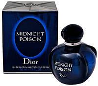 Женская парфюмированная вода Christian Dior Midnight Poison (Миднайт Поисон) 100 мл
