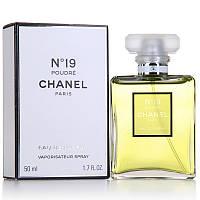 Женская парфюмированная вода  Chanel № 19 Poudre for women  (Шанель №19 Пудре фо вумен) 100 мл