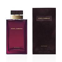 Женская парфюмированная вода Dolce & Gabbana Pour Femme Intense   (Дольче Габбана интенс пур фем) 100 мл