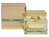 Женская парфюмированная вода Dolce&Gabbana; The One Women (Дольче Габбана зе Ван) 75 мл