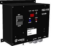 УБЗ-115 - блок защиты однофазных электродвигателей (5,5кВт) с возможностью плавного пуска