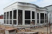 Производство павильонов, киосков Севастополь