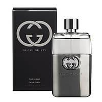 Мужская туалетная вода Gucci Guilty Pour Homme ( Гуччи Гилти Пур Хом ) 100 мл
