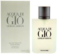 Мужская туалетная вода Armani Acqua Di Gio Men (Армани Аква Ди Джио Мен) 100 мл