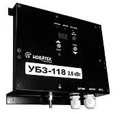 УБЗ-118 - блок защиты однофазных электродвигателей (2,6кВт)