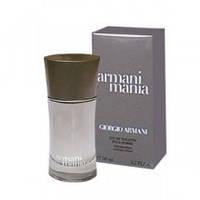 Мужская туалетная вода Giorgio Armani Armani Mania pour Homme (Армани Мания  пур Хом) 75 53e4dc6b071dc