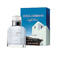 Мужская туалетная вода Dolce&Gabbana Light Blue Living Stromboli (Лайт Блю Ливин Стромболи) 100 мл