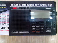 Tecsun PL-600, КВ-приемник, SSB/AM/FM