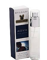 Мужская туалетная вода с феромонами Aqva Pour Homme Bvlgari(Аква Поур Хоум Булгари)45мл
