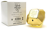 Тестер женской парфюмерной воды Paco Rabanne Lady Million (Пако Рабанн Леди Миллион) 80мл