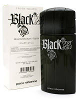 Тестер мужской туалетной воды Paco Rabanne Black XS Pour Homme (Пако Рабанн Блэк Икс ЭсПур Хом) 100 мл