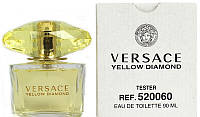 Тестер женской туалетной воды Versace Yellow Diamond (Версаче Йеллов Диаманд) 90 мл