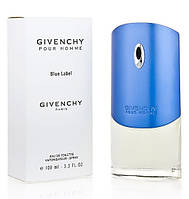Тестер мужской туалетной воды Givenchy Blue Label  (Живанши Блю Лейбел) 100 мл