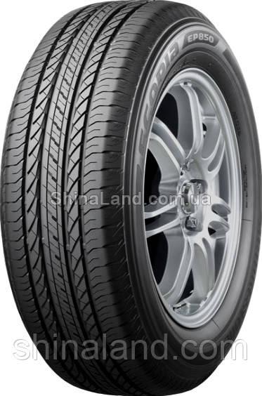 Летние шины Bridgestone Ecopia EP850 245/70 R16 111H XL Таиланд 2017