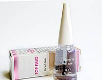 Флуоресцентное верхнее покрытие для ногтей Flormar Top Fluo