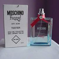 Тестер женской туалетной воды Moschino Funny (Москино Фанни) 100 мл