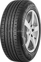 Летние шины Continental ContiEcoContact 5 215/55 R17 94V