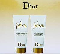 Подарочный набор Christian Dior J`Adore ( Гель для душа + лосьон для тела)