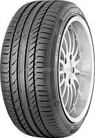 Летние шины Continental ContiSportContact 5 245/50 R18 100W