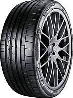 Летние шины Continental ContiSportContact 6 255/40 R19 100Y