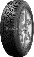 Зимние шины Dunlop SP Winter Response 2 185/60 R14 82T Польша 2016