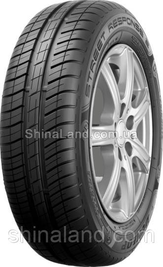 Летние шины Dunlop SP StreetResponse 2 185/65 R15 88T Таиланд 2017