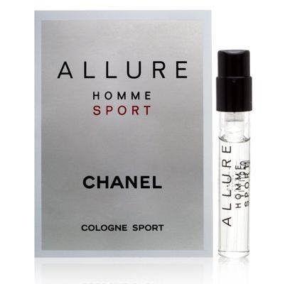 "Chanel Allure Sport men 2ml vial - Интернет магазин ""Aroma Glamour"" в Харькове"