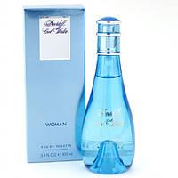 Женская парфюмированная вода Davidoff Cool Water Woman (Давидофф Кул Вотэр Вумэн)  100 мл