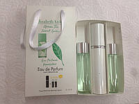 Подарочный набор женский Elizabeth Arden Green Tea (Элизабет Арден Грин Ти) 3 по 15 мл