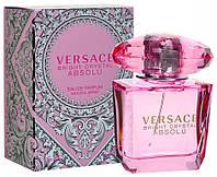 Женская парфюмированная вода Versace Bright Crystal Absolu (Версаче Брайт Кристал Абсолю) 90 мл