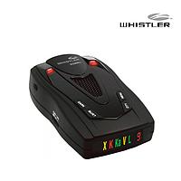 Радар детектор WHISTLER 338RU, все диапазонный. Код:113673168