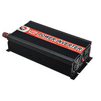 Автоинвертор (авто преобразователь) 12В х 220В, 1500 Вт