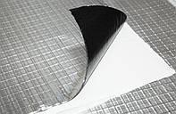 Шумоизоляция Виброфильтр Smart Plast d2-2,00 мм (0,6м х 0,5м)