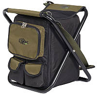 Стул-рюкзак термос на природу Norfin Luton
