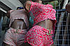 Костюм женский, шорты майка, фото 2