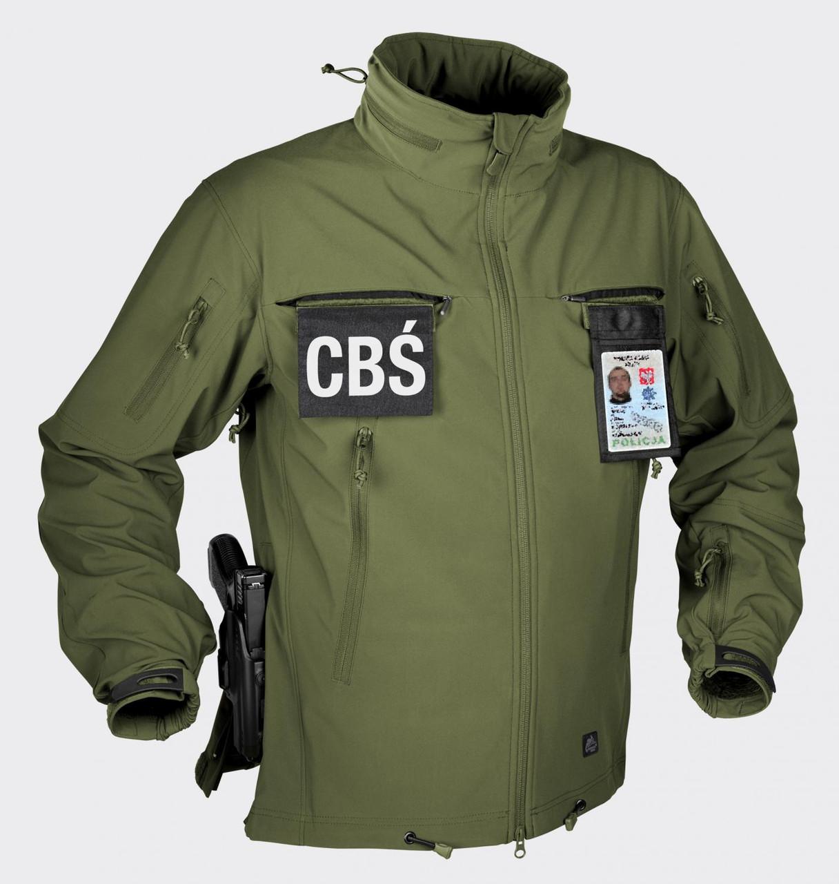 Куртка Windblockers Helikon-Tex® Cougar® - Олива