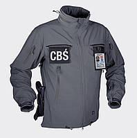 Куртка Windblockers Helikon-Tex® Cougar® - Темно-серая
