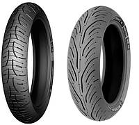 Мотошины Michelin Pilot Road 4 120/70R17 58W (Моторезина 120 70 17, мото шины r17 120 70)