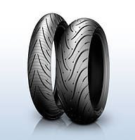 Мотошины Michelin Pilot Road 3 190/50R17 73W (Моторезина 190 50 17, мото шины r17 190 50)