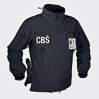 Куртка Windblockers Helikon-Tex® Cougar® - Темно-синяя, фото 1