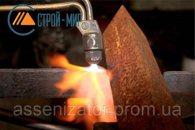Как резать металл кислородом?