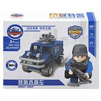 Конструктор Brick Военная техника KY98501